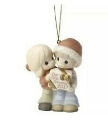 """Precious Moments-#272736 /""""Our First Christmas Together/"""" Ornament 1997-NEW in BOX"""