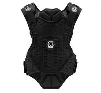 Atlas Guardian Lite Mens Body Protection Vest Black Large / XLarge