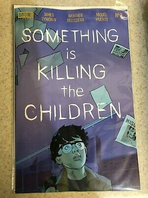 SOMETHING IS KILLING THE CHILDREN 3 MAIN 3A First 1st print Tynion IV BOOM!
