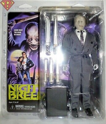 "DECKER Nightbreed Movie 8"" inch Clothed Action Figure Neca 2019"