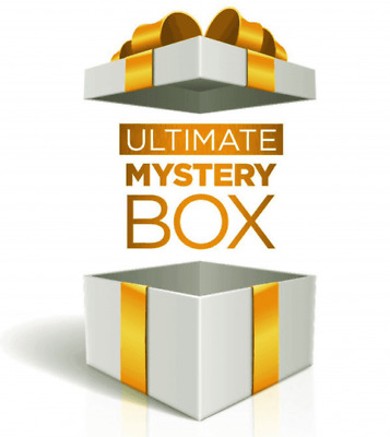 $50 / $100 / $150 / $200 RRP Mystery Box Set Assorted Lucky Dip Random Products