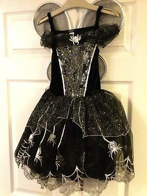 Girls Witch Outfit Age 7-8yrs
