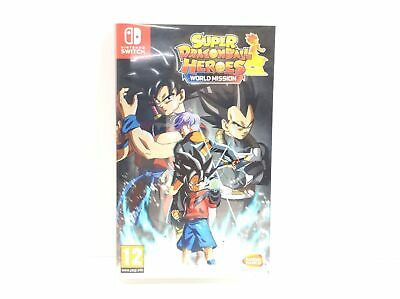 Juego Nintendo Switch Super Dragon Ball Heroes N-Switch 5293684