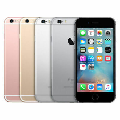 Apple iPhone 6s - 16GB 32GB 64GB - Factory Unlocked AT&T Verizon T-Mobile