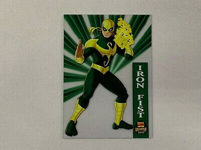 2015 Marvel Fleer RETRO SUSPENDED ANIMATION  single pick from the list