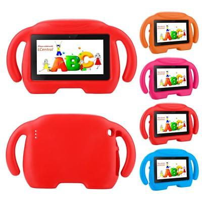 """For 7"""" Amazon Kindle Fire 7 2019 / 2017 Tablet Case Kids Shockproof Handle Cover"""