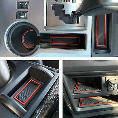 For Toyota 4Runner 2010-2019 Cup Holder, Door, Console Liner Accessories Re Trim