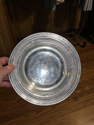 Sterling Silver Bowl 184g