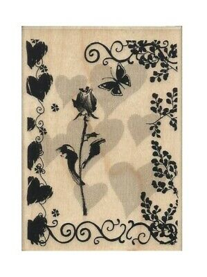 Penny Black 4373K Red Tango Decorative Stamp