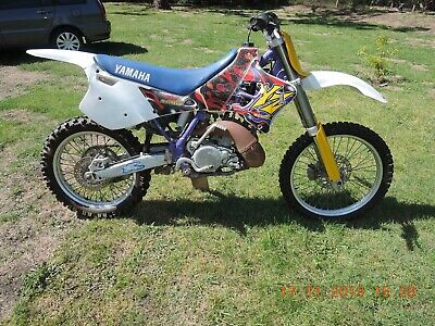 Yamaha YZ250 1994 vmx viper deceased estate CR250