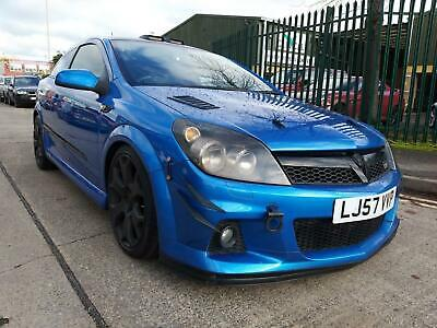 2007 Vauxhall Astra 1.6 i VXR Arctic Edition Sport Hatch 3dr