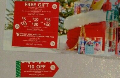 Bath & Body Works Coupons (4)