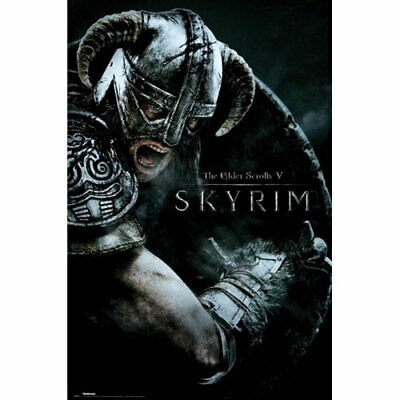 Skyrim - Attack POSTER 61x91cm NEW