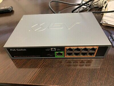 BV-Tech POE-SW801 9 Gigabit Port Network Switch