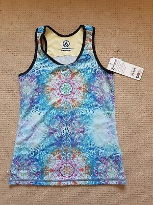 """New sold out Inknburn """"Resonate"""" womens XS singlet"""