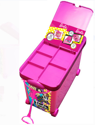 Barbie 'Store It All!' Carrying Case by Tara Toys