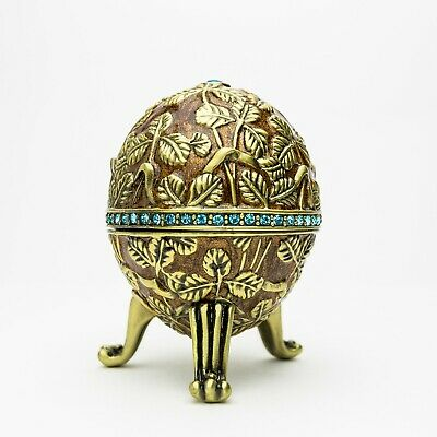 Imperial Collection Of Faberge Trinket Box Style #683905-G