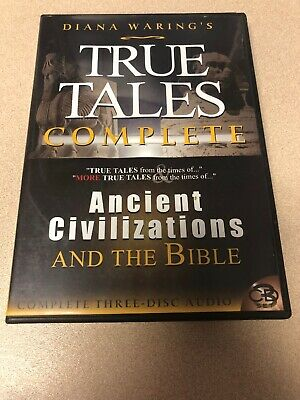 Diana Waring: True Tales Complete - Ancient Civilizations and the Bible (CD)