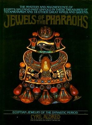 Jewels of the Pharaohs Ancient Egypt Dynastic Jewelry Color Pix Rings Amulets HC