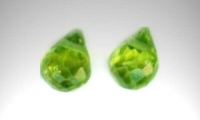19thC Antique 1¼ct Peridot Ancient Egypt Pharaoh's High Priest Gift Gem 3000BC