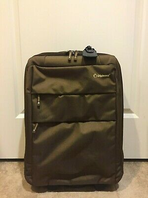 Diplomat Carry-On Luggage