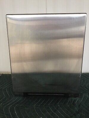 Bobrick 304 Stainless Steel  Automatic Roll Paper Towel  Dispenser
