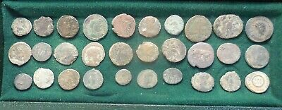 Lot of 30 Detailed Ancient Roman Coins, Centaur! Three Day Listing Only!
