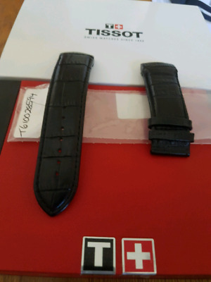 Tissot Couturier Original Replacement Leather Strap
