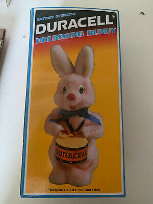Duracell Bunny Drumer