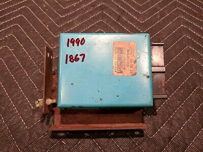 FORD MUSTANG 1992-1993 Airbag Computer Module Air Bag Tested