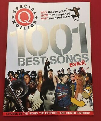 Q Magazine Special 1001 best songs ever