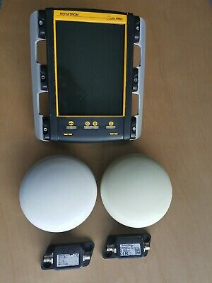 Novatron Vision Xsite Pro Advanced Grade Control System Excavation cheapest see