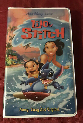 Disney Authentic Lilo and Stitch Stitch Blue Journal Notebook Diary Kids Adult
