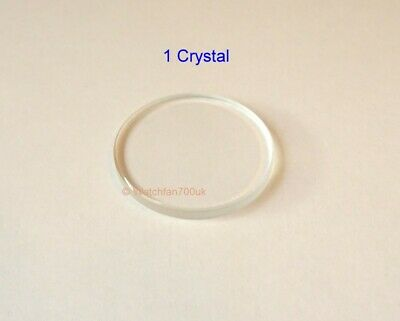 MINERAL CRYSTAL FOR SEIKO KINETIC 5M42 REPLACES 290P03HN03