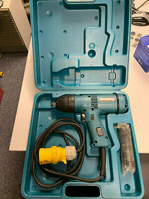 **Makita 110V Impact Wrench 6904Vh, New And Unused**