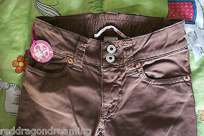 NEW  Nolita Pocket AGE 4 *SPARKLE STUDS* designer trousers / jeans NEW + TAGS