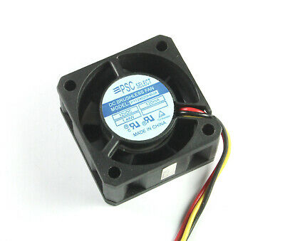 PSC Select P1124020HB2A 12VDC 120 MA 1.44 W DC Brushless Fan
