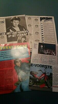 johnny logan  clippings