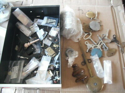 Selection of parts  FOR A CLOCKMAKER