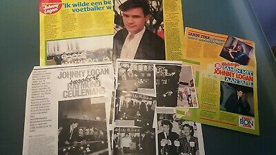 johnny logan, clippings