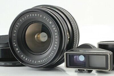 【EXC+5 w/Finder】 Fujica Fujinon SW S 65mm f/5.6 For G690 GL690 GM670 from JAPAN