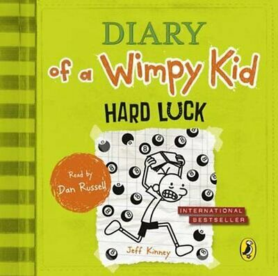Diary of a Wimpy Kid: Hard Luck (Book 8) by Jeff Kinney 9780141352831