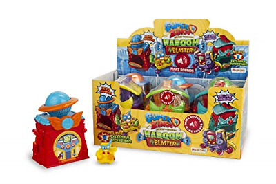 SuperZings Series 3: Rivals of Kaboom, Sound Guard and Exclusive Figure,