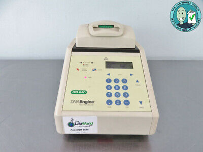 BioRad PTC 200 with 96 well manual block with Warranty SEE VIDEO
