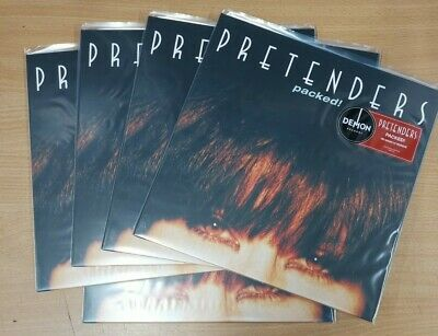 "Pretenders - Packed! (Job Lot Wholesale x5) Sealed 12"" Vinyl"