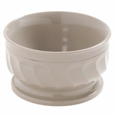 Dinex DX330031 Turnbury Latte 9 Oz. Insulated Bowl - 48 / CS