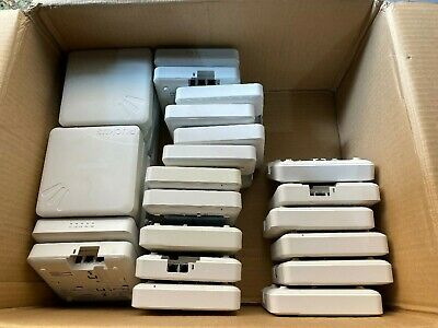 Lot Of 27 Ruckus Zoneflex 7372 Wireless Access Point Used Networking Network