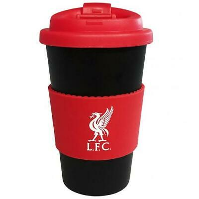Liverpool F.C. Silicone Grip Travel Mug New official licensed football product