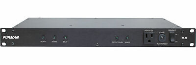 Furman M-8S Power Sequencer with 9 Outlets