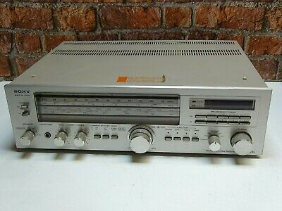 BOXED! Sony STR-434L FM, LW, MW & SW Receiver Phono Stage Stereo Amplifier